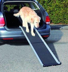 Hondenloopplank aluminium