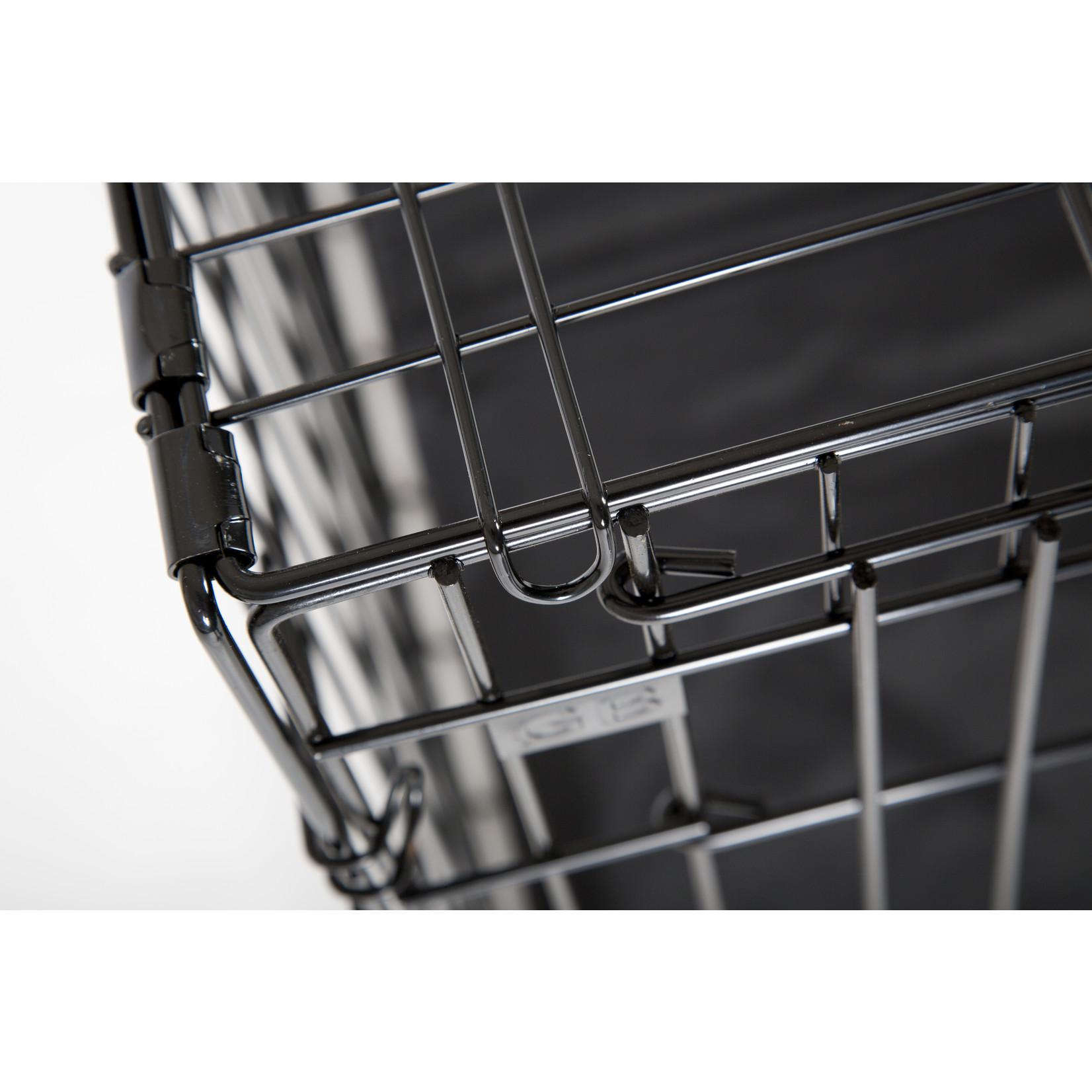 Bench Black Premium Extra Strong 76 cm
