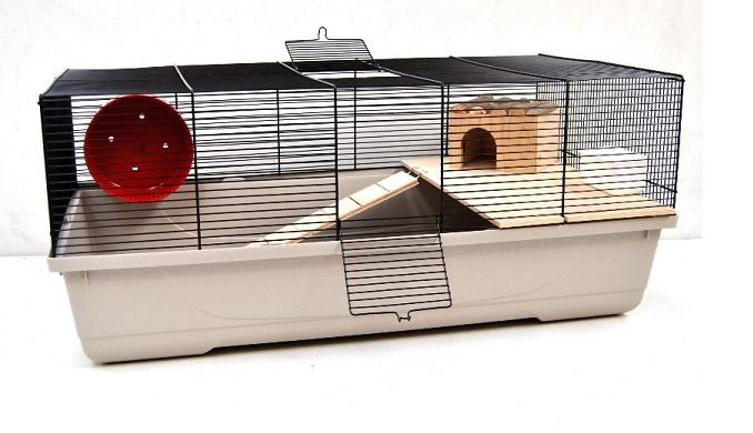 Hamsterkooi Gonzales Deluxe XL