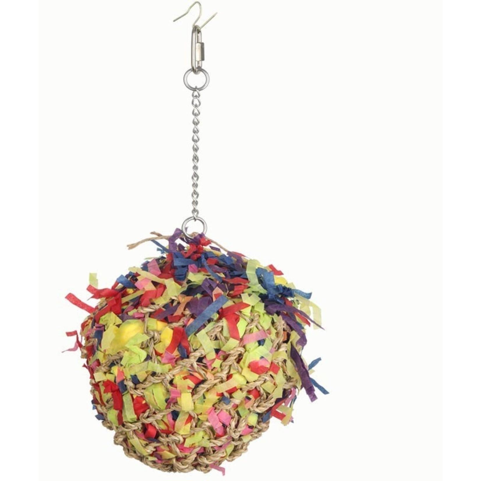 Vogelspeelgoed Confetti Ball