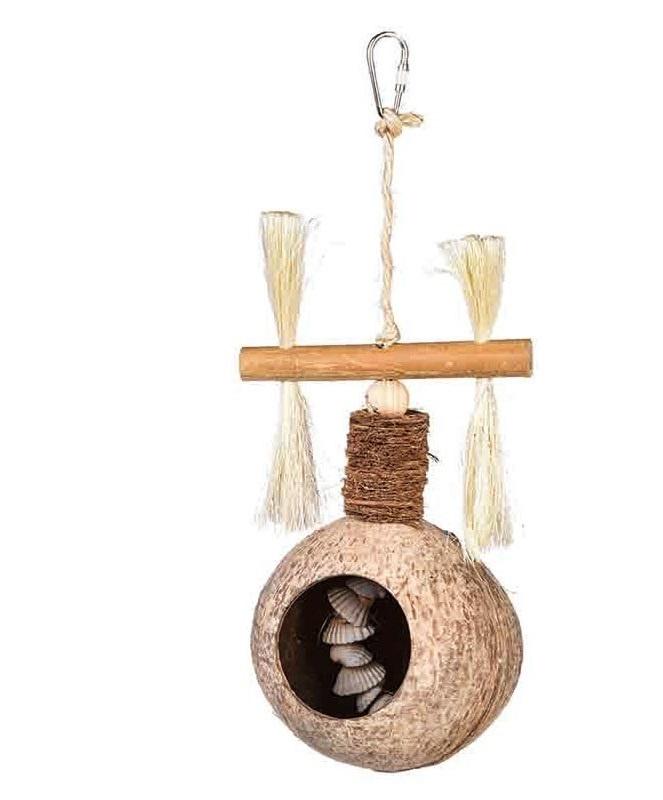 Vogelspeelgoed Coconut