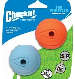 Chuckit Chuckit the Whistler small. 2 pack