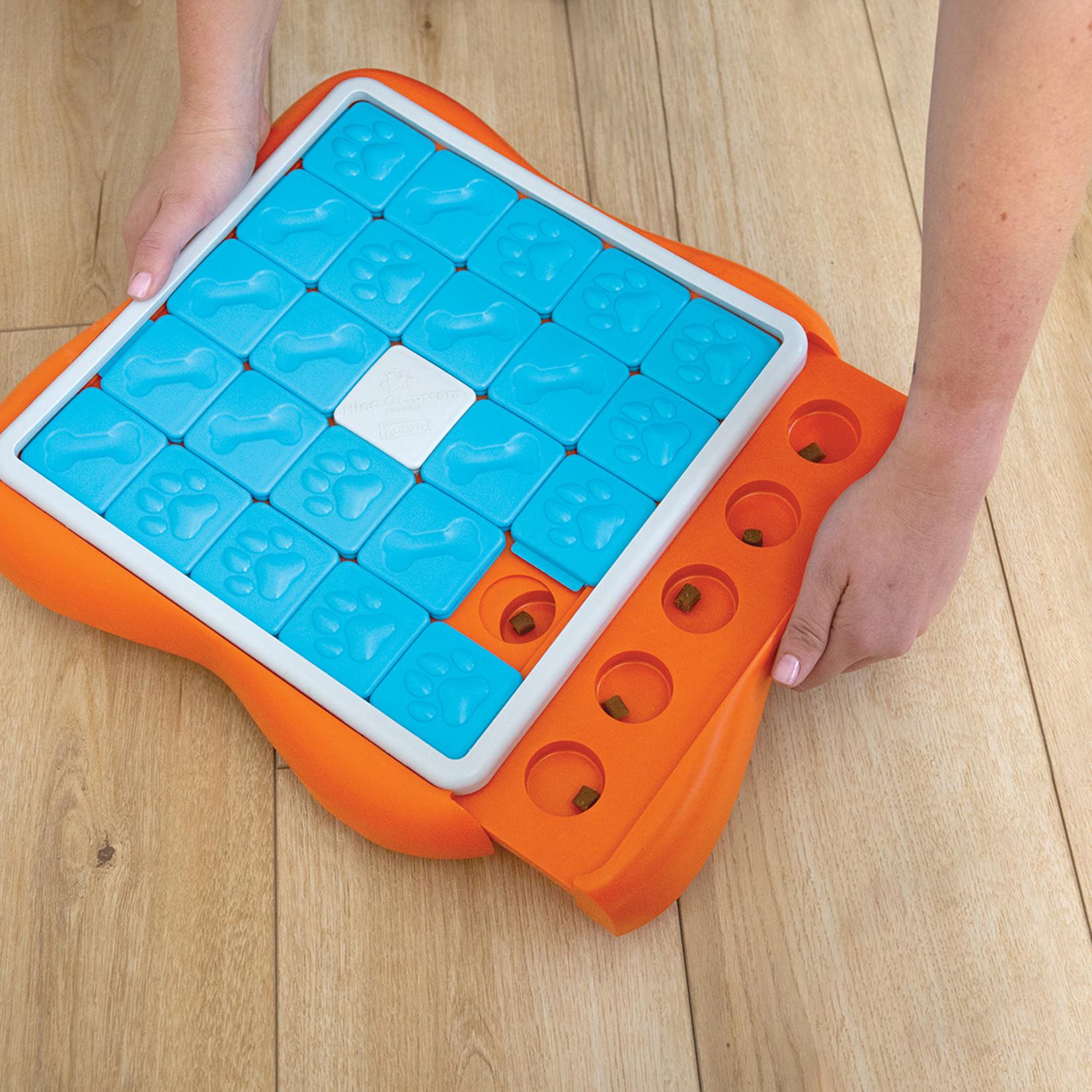Intelligentiespel Challenge Slider by Nina Ottoson