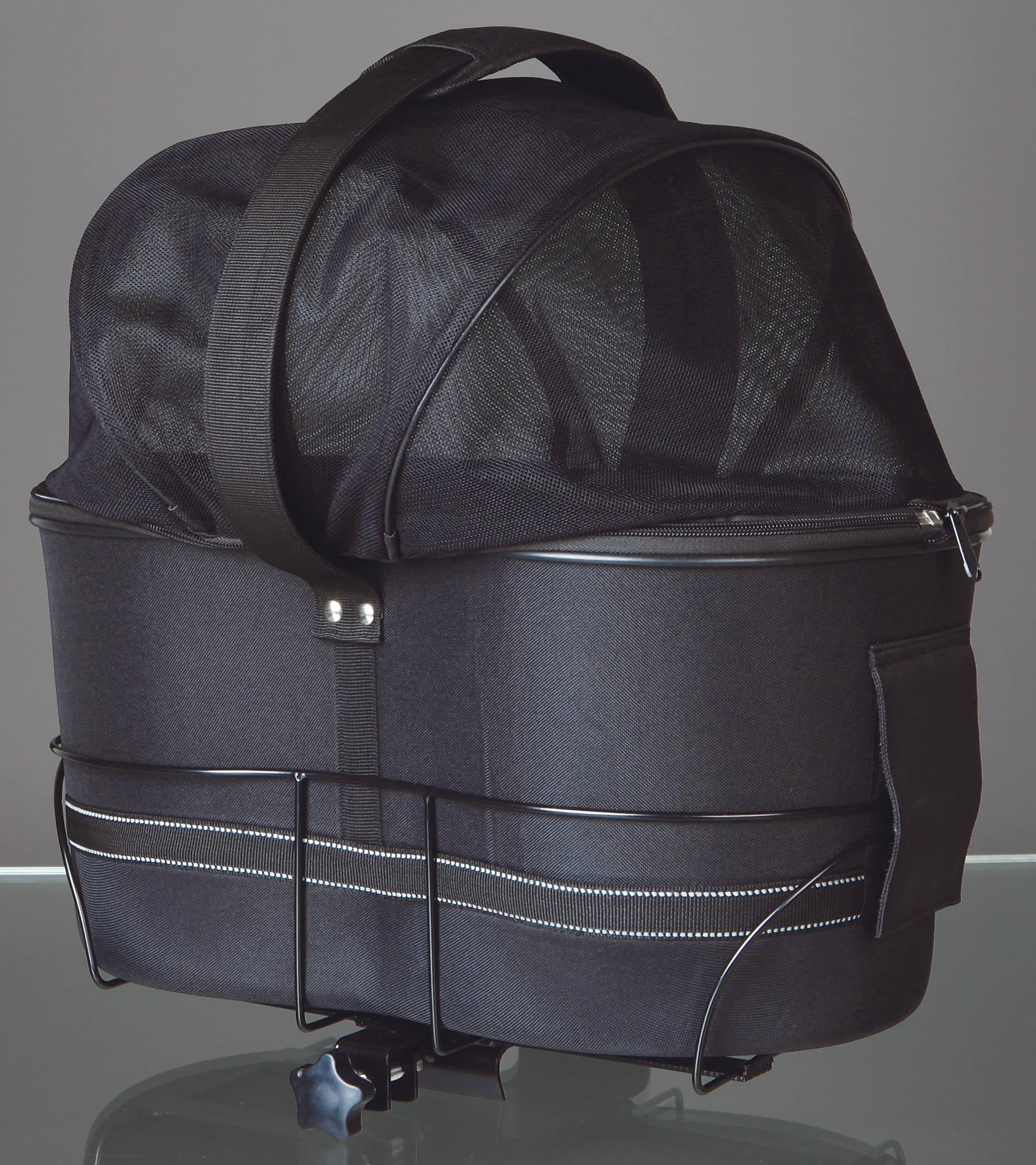 Fietsmand voor brede bagagedragers