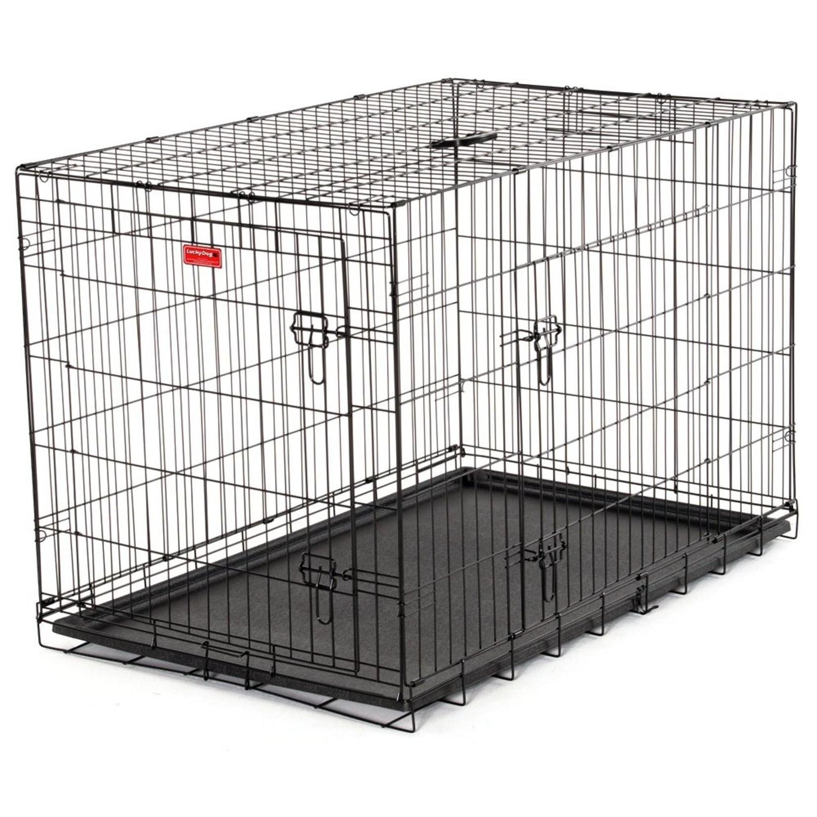 Bench Black Premium 61 cm. Incl. kussen, verkleiner én rubber voetjes