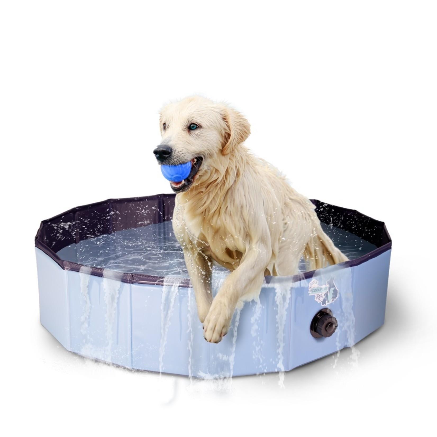 Hondenzwembad medium 100x25 cm
