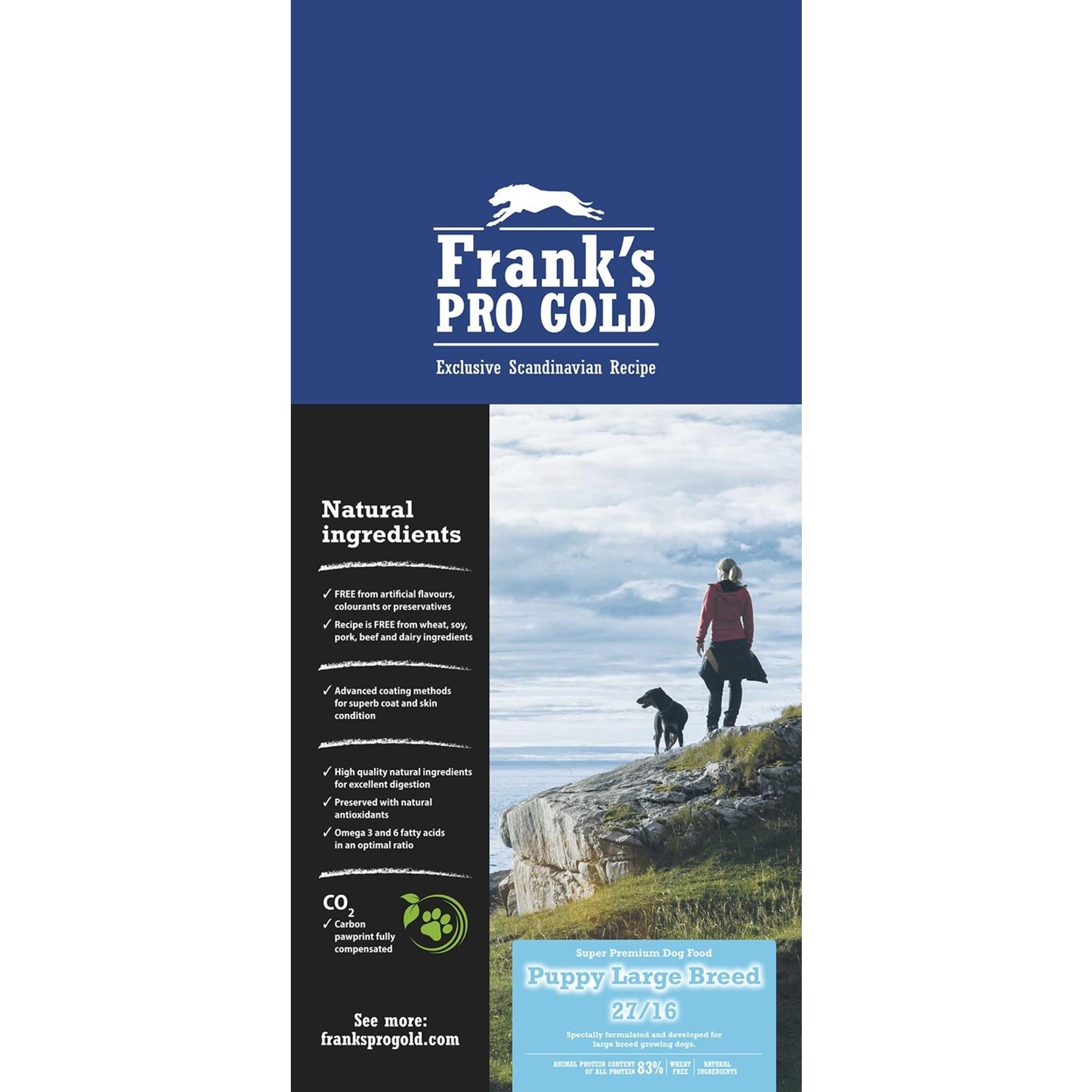 Franks Pro Gold Franks Pro Gold Pup Large 15 kg