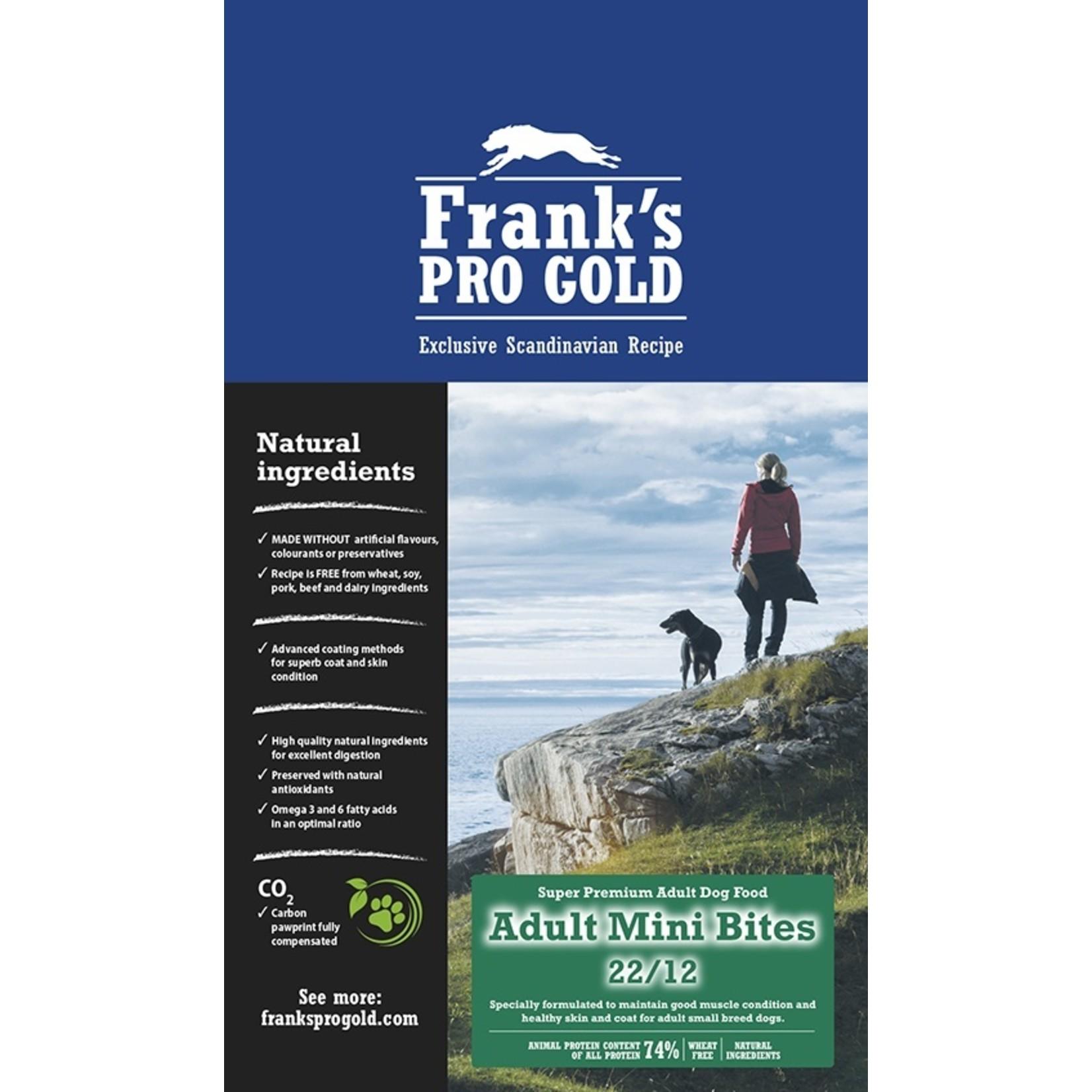 Franks Pro Gold Franks Pro Gold Adult mini 3 kg