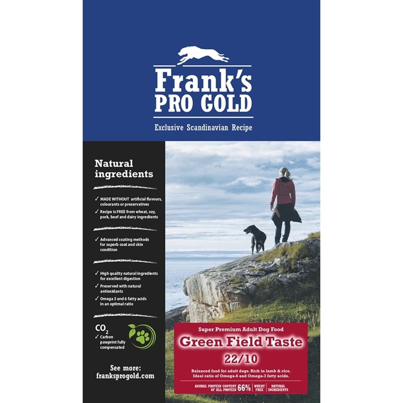Franks Pro Gold Franks Pro Gold Lam & Rijst 15 kg