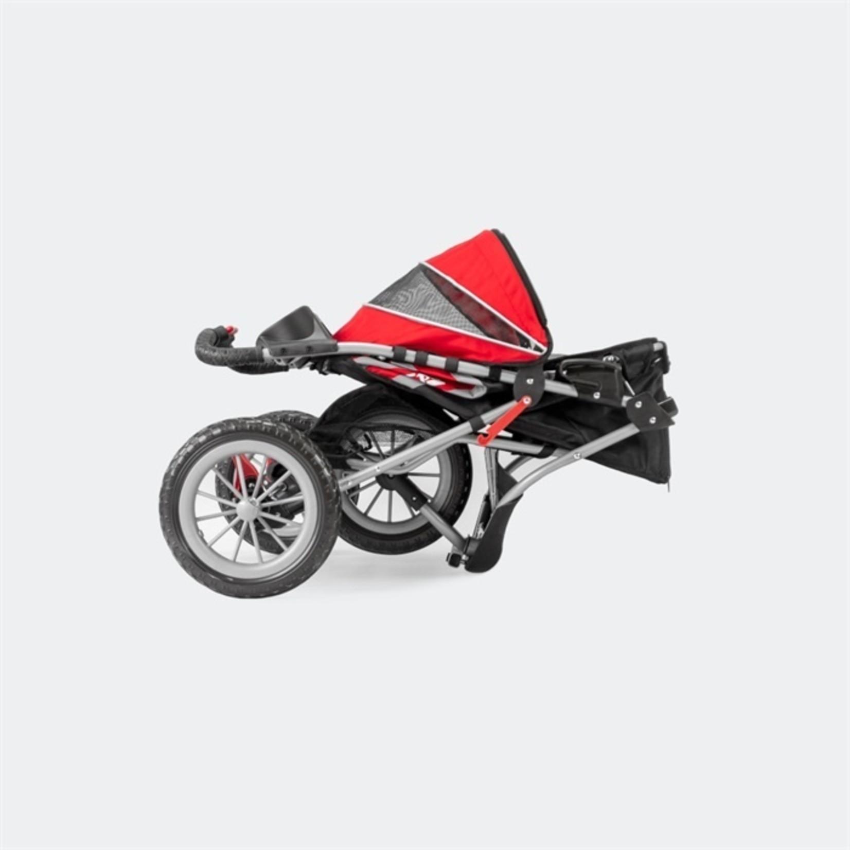 Innopet Hondenbuggy Comfort Efa Red/Black