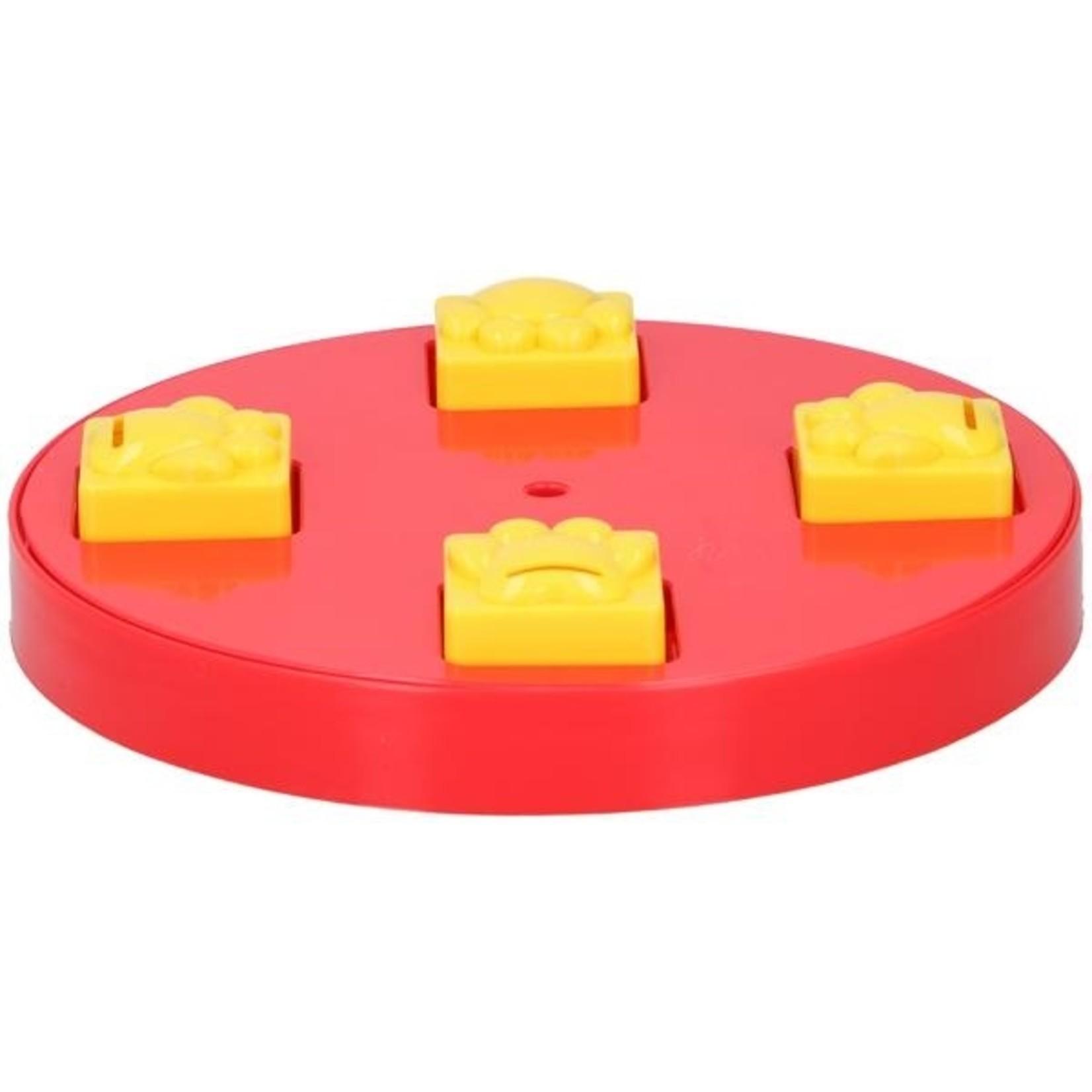 Intelligentiespel Yellow-Red
