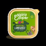 Edgard&Cooper Kuipje Adult lam-Rund 150 gram