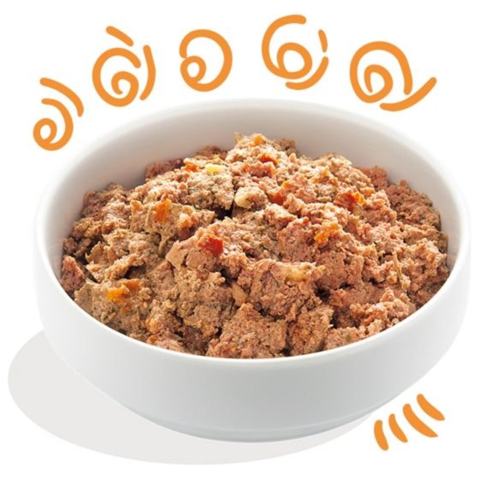 Edgard&Cooper Kuipje Adult Kip-Kalkoen 150 gram Graanvrij