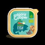 Edgard&Cooper Kuipje Adult Biologische Vis 100 gram