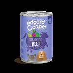 Edgard&Cooper Blik Adult Rund 400 gram