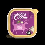 Edgard&Cooper Kuipje Kat Adult 85 gram Gevogelte&Wild