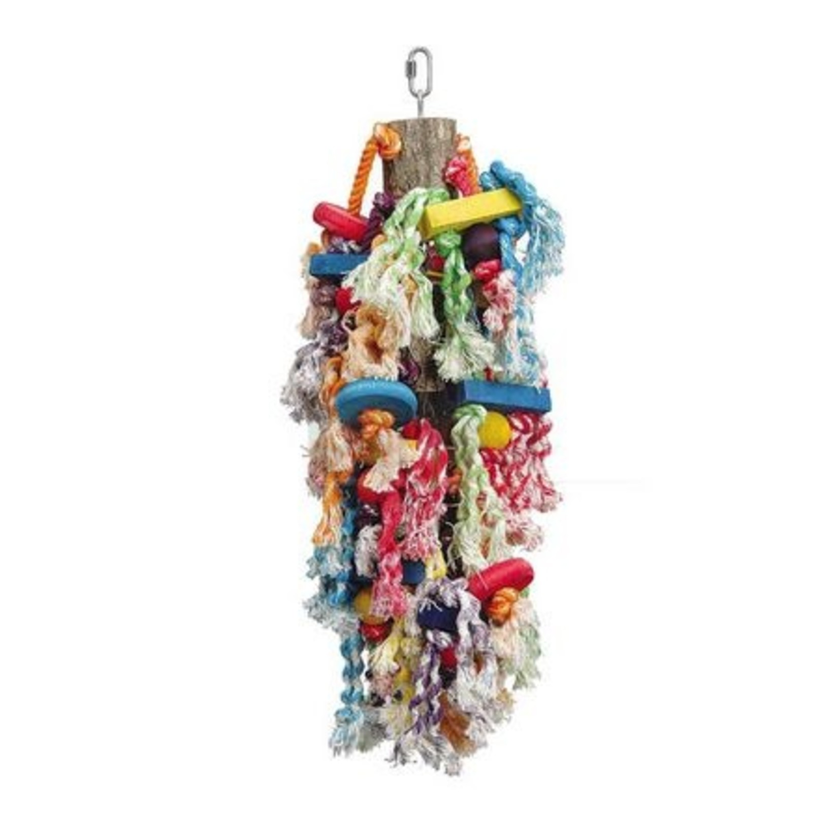 Vogelspeelgoed, papegaaienspeelgoed  Chili
