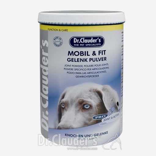 Dr. Clauder Mobil & Fit. Gewrichten poeder. 1100 gram