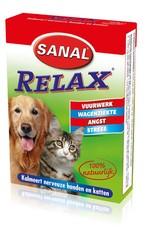 Relax, hond en kat.
