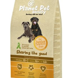 Planet Pet Junior Large 15 kg