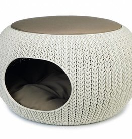 Curver Cozy Pet Home. Creme