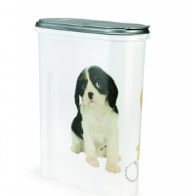 Curver Voercontainer Curver hond 1,5 kg