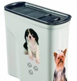 Curver Voercontainer Curver hond 1 kg