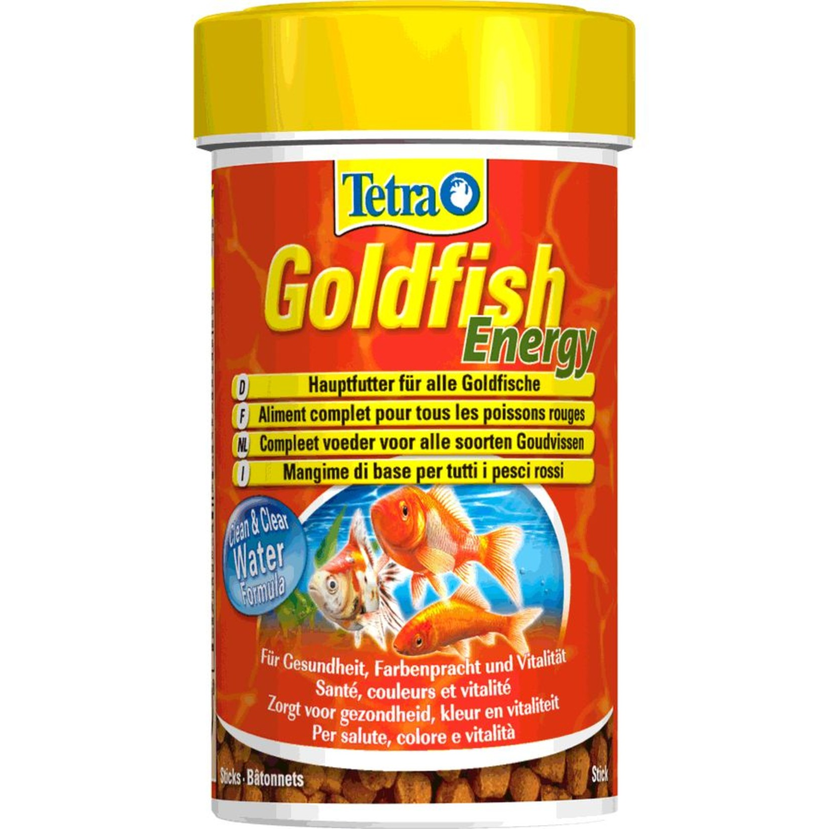 Tetra Tetra goudviskorrels, energy, 250 ml