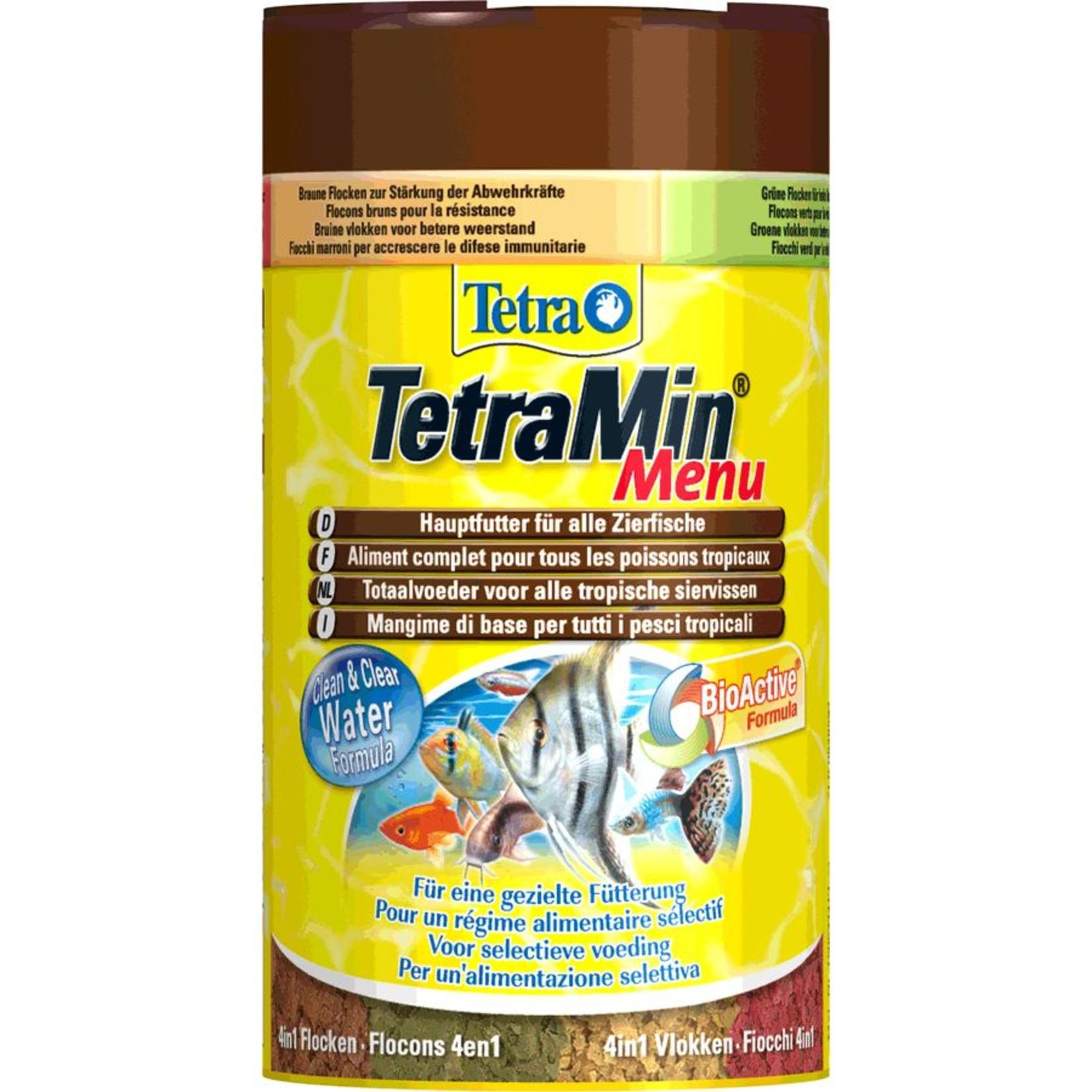 Tetra Tertra menu 4 in 1 100 ml