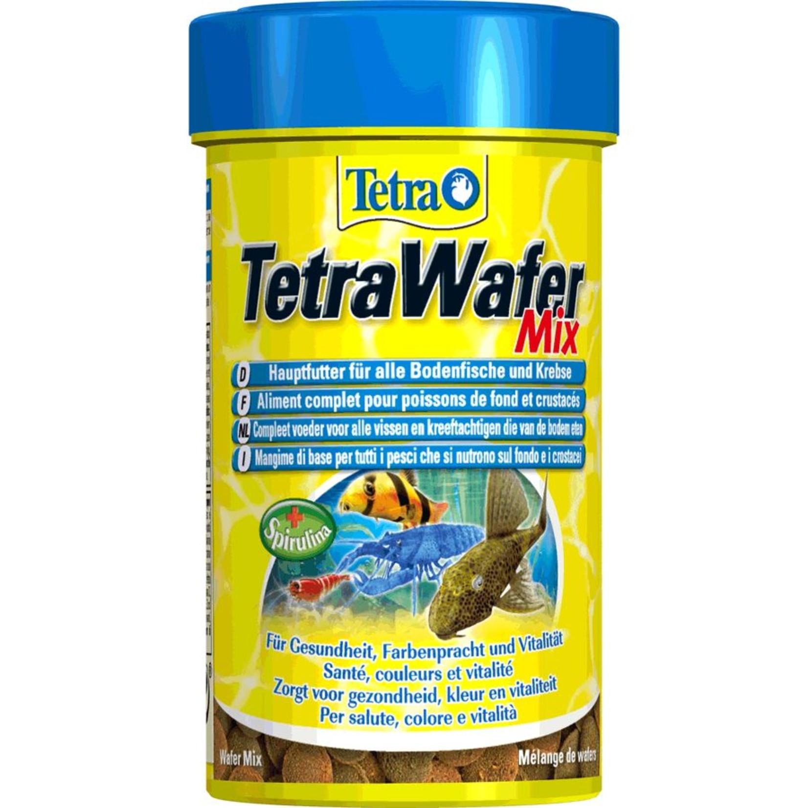 Tetra Tetra wafermix 250 ml