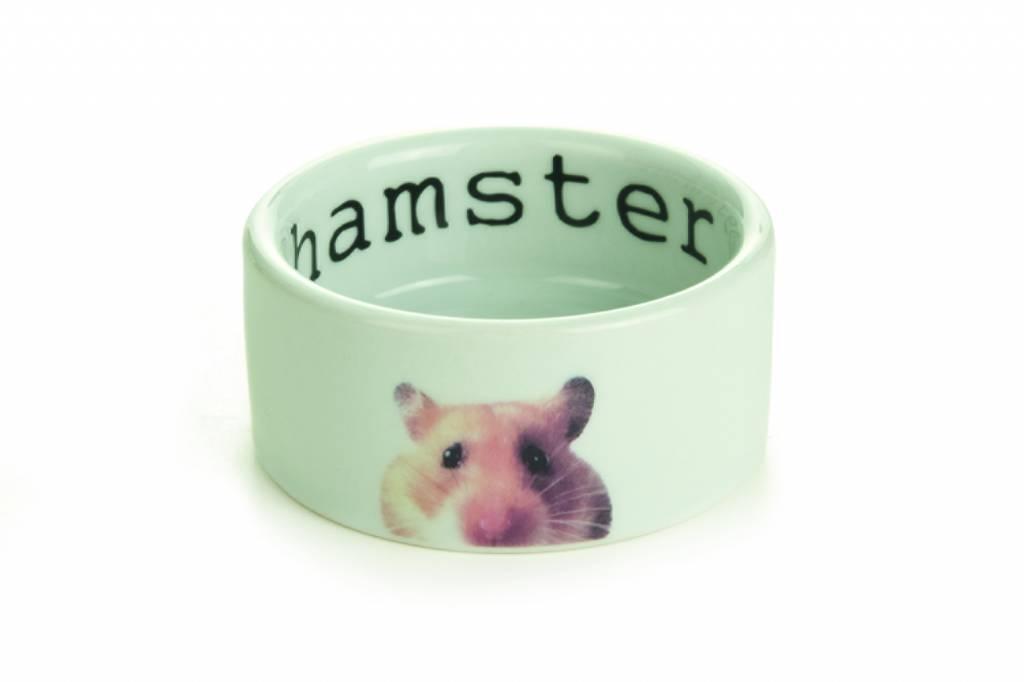 Voerbak Hamster