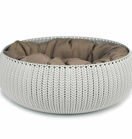 Curver Curver Cozy Pet Bed. Beige