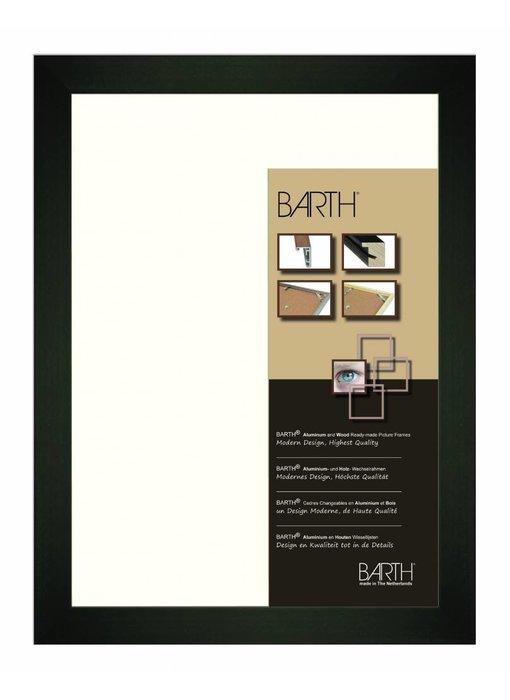 Box frame Barth 3D 20 mm diepe lijst 820-127 zwart