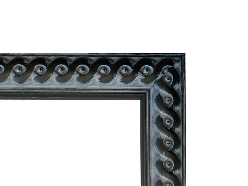 DLF Premier Line oud zwart - klassieke wissellijst