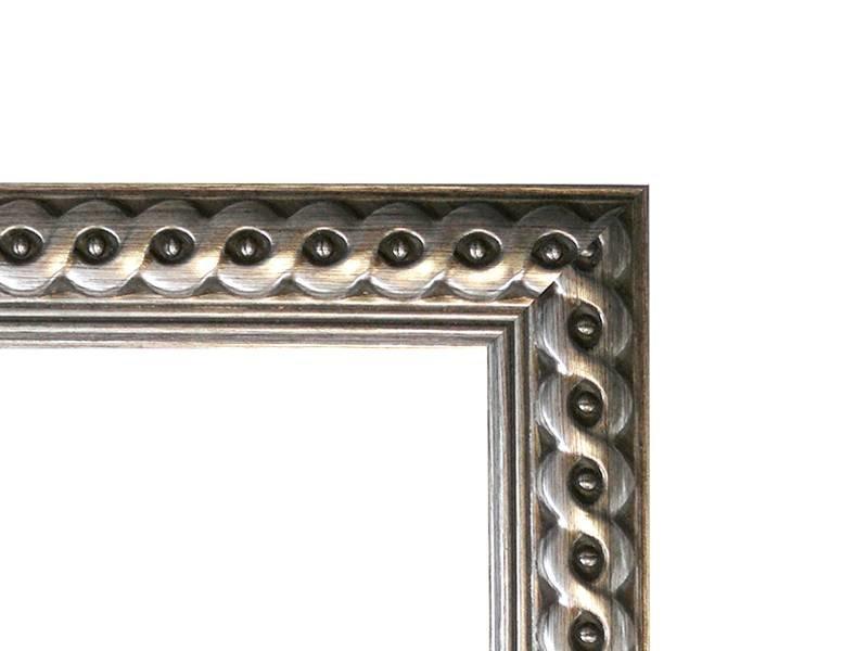 DLF Premier Line oud zilver - klassieke wissellijst