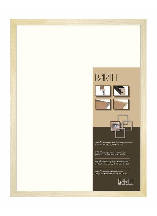 Blank populieren houten Barth wissellijst 209-777