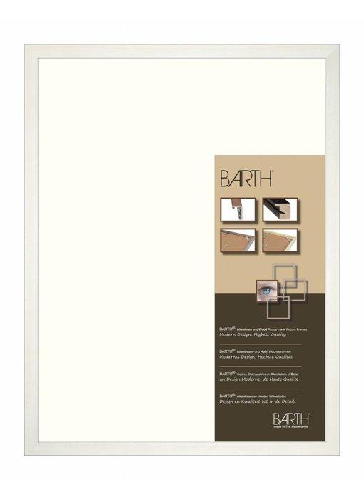 Wit populier houten Barth wissellijst 209-300