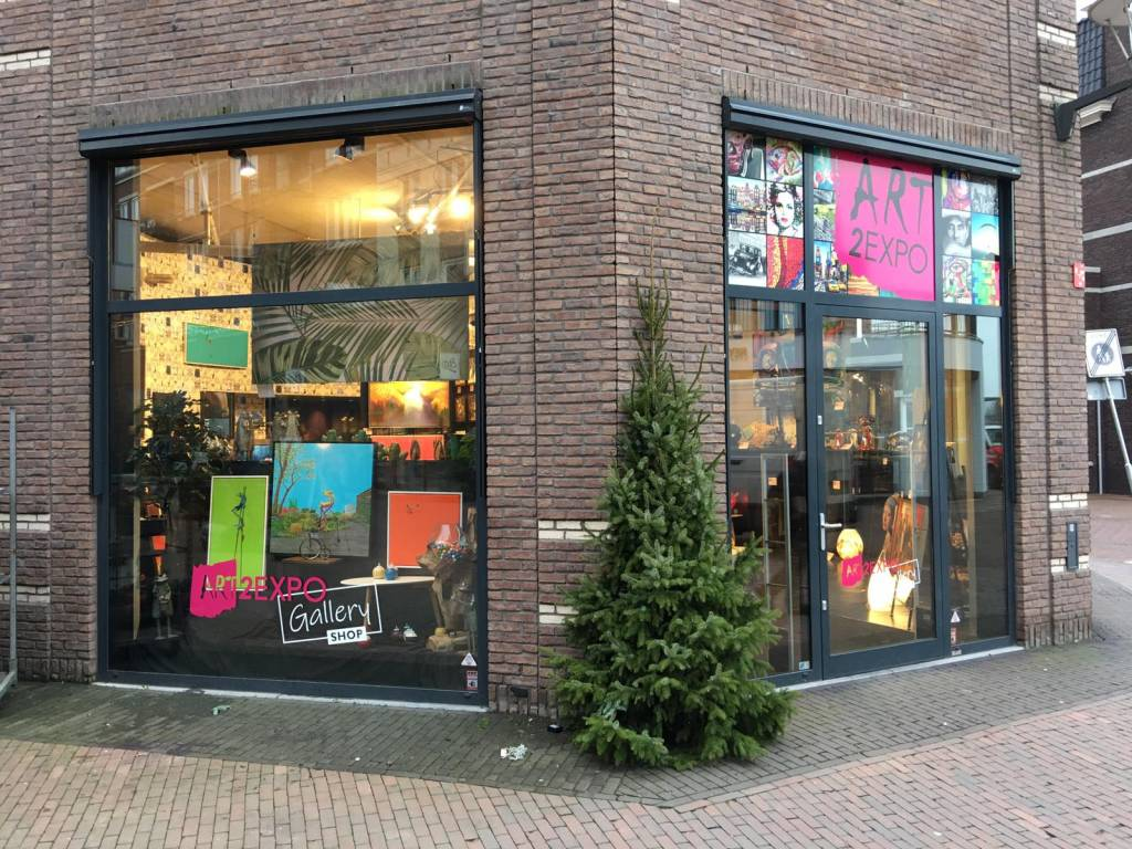 Onze Art2EXPO Gallery SHOP
