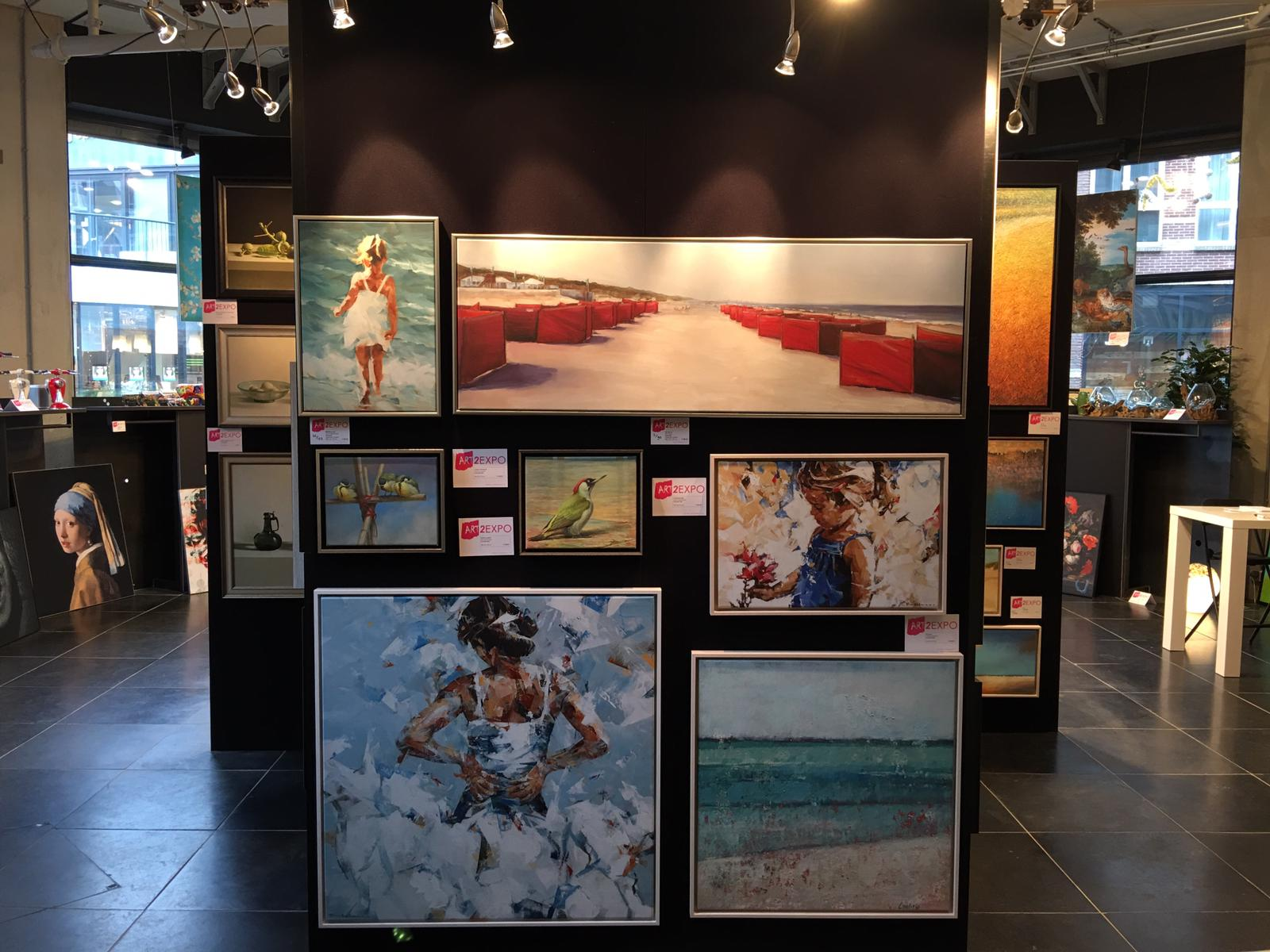 Interieur Gallery SHOP Art2EXPO