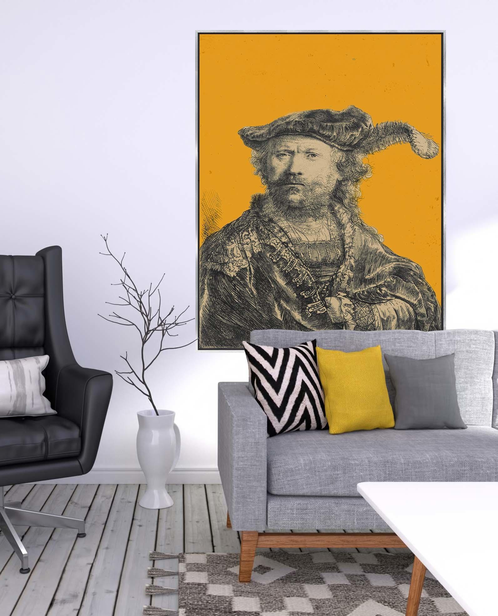 Een Rembrandt in jouw kleur