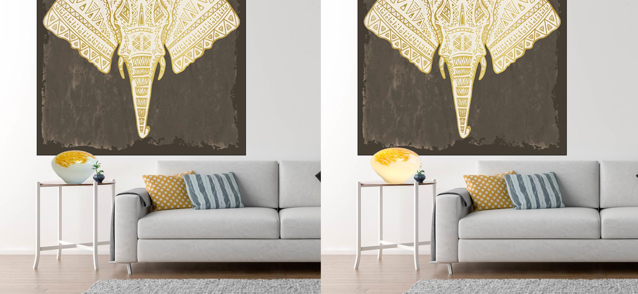 Kristal design lamp