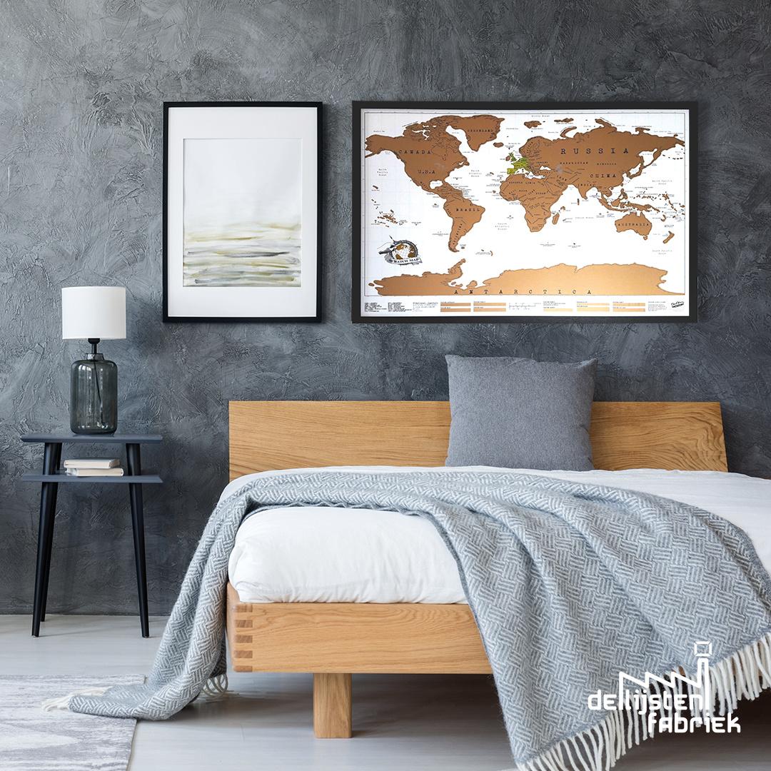 Ook een wereldreiziger?