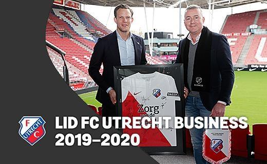 De Lijsten Fabriek lid FC Utrecht Business Club