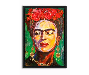Portret Frida Kahlo