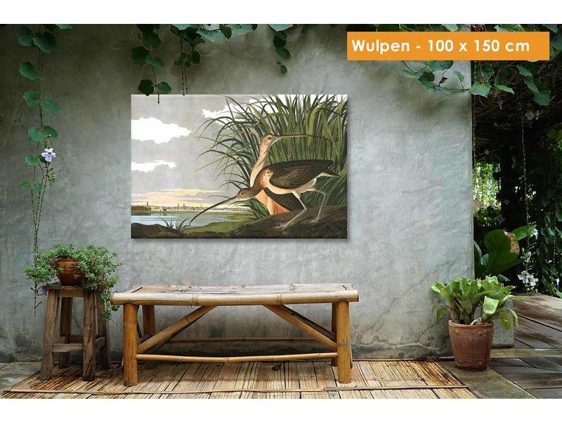 Klassieke werken van John J. Aubadon voor buiten op canvas gespannen 100 x 150 cm
