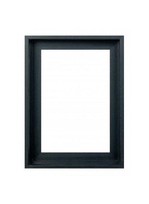 Premium 3D Baklijst zwart