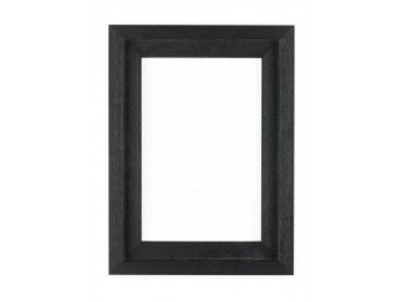 DLF Premium XL Baklijst zwart - extra brede baklijst