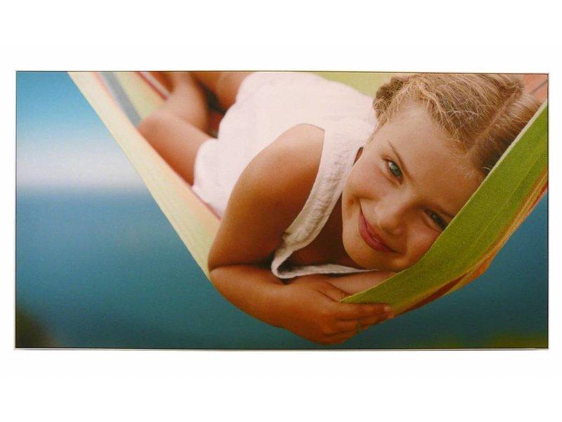 DLF Premium D-Sign Textielframe (25 mm) inclusief textiel print