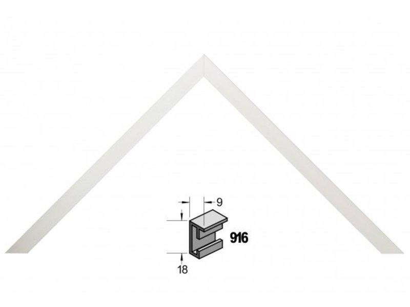 Barth Wissellijst aluminium wissellijst 916 Satine