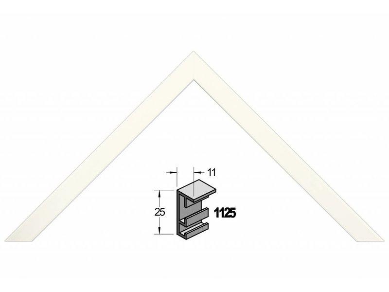 Barth Wissellijst aluminium wissellijst 1125NW natuurwit